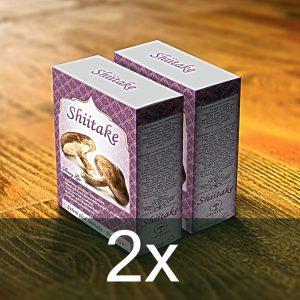 double-shiitake